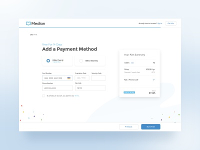 Payment Screen app checkout payment startup ux ui