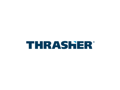 Thrasher Logo logotype basements house logo