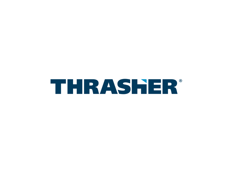 Thrasher Logo logotype basements house logo