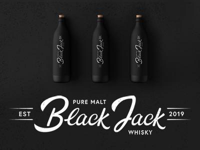 Black Jack Whisky Dribbble