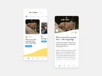 Emoji News App Concept