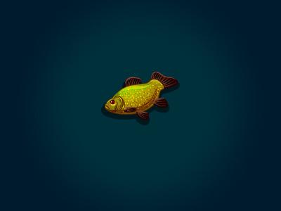 Fish icon fish