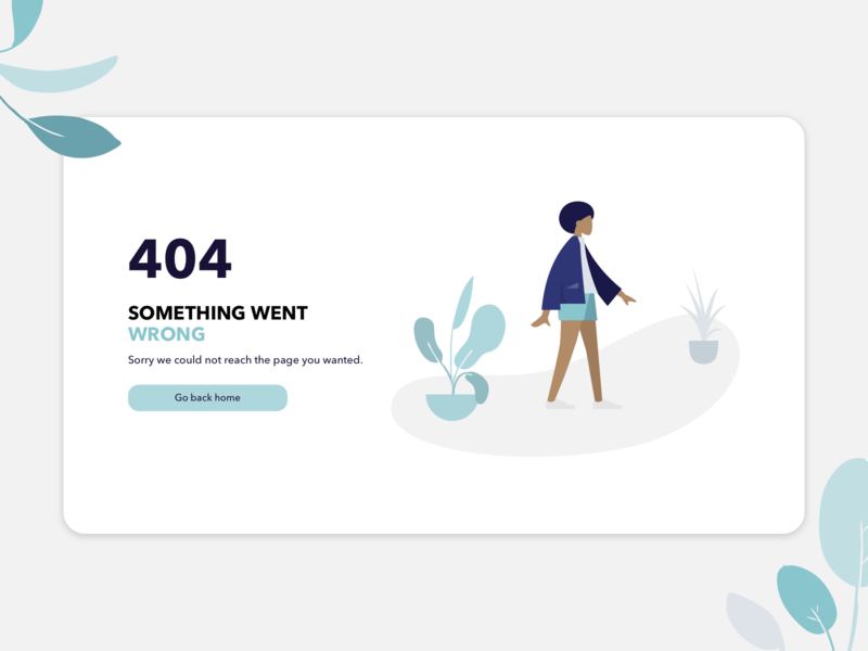 404 Page dailyui humaaans sketch illustration interface 404 error page 404page 404 design application ui design ui