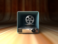 Video icon completed