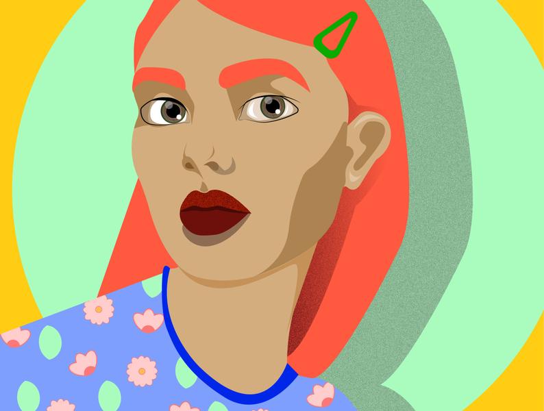 ILLUSTRATION patternillustration adobe illustrator wacom intuos colorfulldesign characterdesign vector vector illustration illustrator design illustration