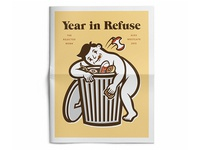 Year in Refuse