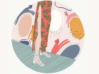 Naranja logo graphic design card poster design poster illustrator design art illustration