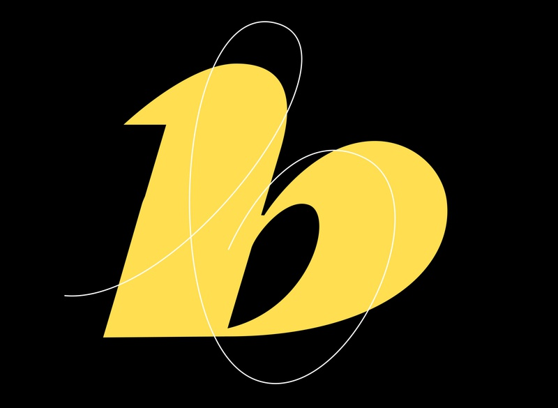 B #36daysoftype 36dayoftype font branding typography lettering design illustration