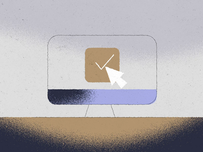 Point & click aftereffects tonik motiondesign motion animation vector design illustration