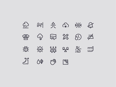 MaGum icons set icons pack ui icons set icon