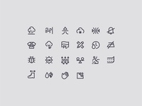 MaGum icons set icons pack ui icons set icon