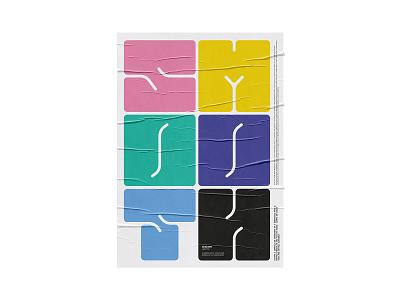 SMOOTH illustration design typography typo poster design poster