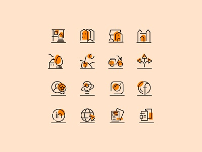 Icons set ux ui icon iconset icons