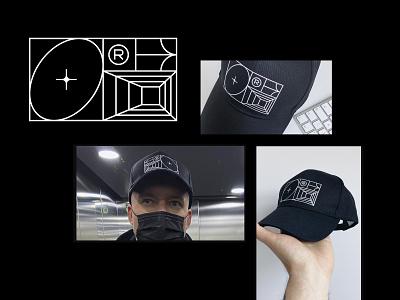 Cap cap hat illustration design