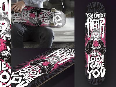 Board vector skateboard skate illustration design