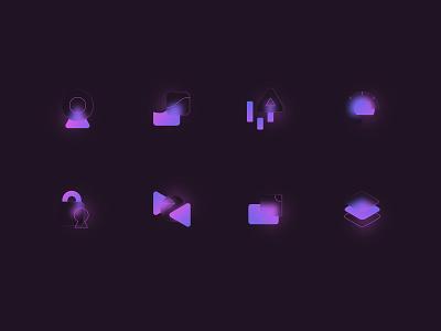 DERBIT custom icons graphic design ui uiicon icons icon
