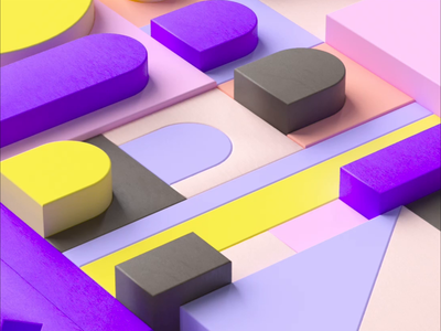 Pattern Animation motion motion graphics 3d animation illustration design