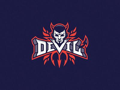 DEVIL logo sports sport 666 devil
