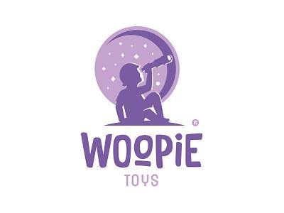 woopie stars moon lunete toys toy child kid logo