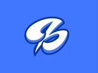 B sport logo