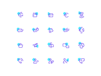 FERPAY icons set