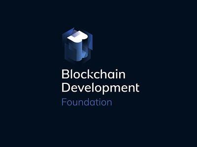 Blockchain Foundation bitcoin block chain logo