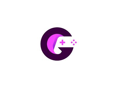 🎮G-game🎮 game pad logo icon