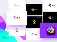 Pixly- Logo design