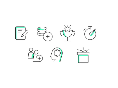 ❤️FREE ICONS set icons pack icons web flat app ux motion animation vector ui icon