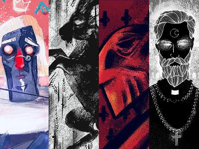 Illustrations experiments art illustrator art illustrations illustrator vector design illustration