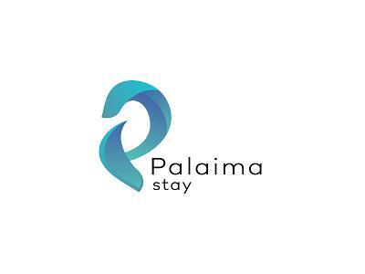 Palaima illustrator rebranding logo