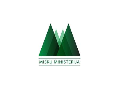 Misku Ministerija illustrator rebranding logo
