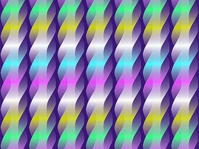 sorbet ice cream vector pattern