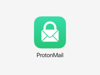 Protonmail ios app icon