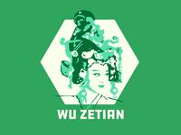 Wu Zetian - Chinese