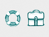 Few icons for upcoming project