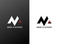 Logo Branding for Marc & Author