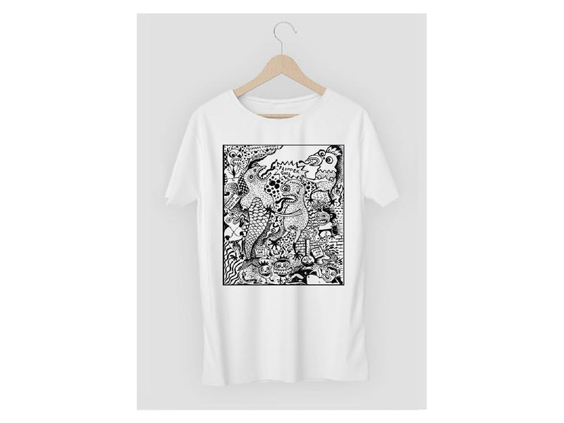 Illustrated tshirt graphics tshirtdesign print design illustration graphic graphics design