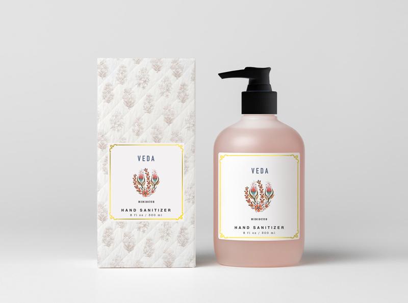 Veda print design minimal logo packaging design graphic design design branding