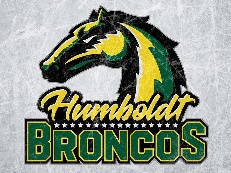 c9e0c733dc0d5 Humboldt Broncos by Dave Rodgers | Dribbble | Dribbble