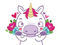 Just a pretty unicorn