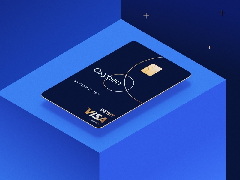 Bank card design for a fintech startup bank logo business account business credit card card bank bank card fintech vector logo design graphic design graphics illustration