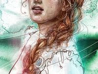 Portrait a day - Anne-Constance