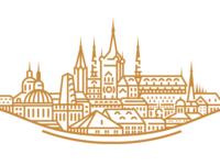 Monoline Prague Castle