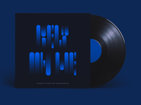 RELY ON ME - conceptual typography
