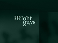 The Right Guys logo