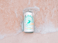 California's Sparkling Water - Beverage Branding