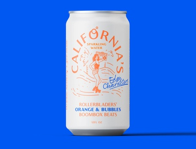 California's Sparkling Water