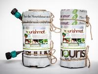 Nourishmat – Minimalist Packaging
