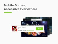 Mobile Game Cloud Virtualization